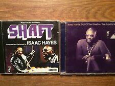 Isaac Hayes [2 CD Alben] Out Of The Ghetto - The Polydor Years+ SHAFT Soundtrack