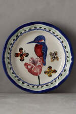 NEW Nathalie Lete Anthropologie ~ Humming Bird/ Butterfly - Francophile  Plate ~