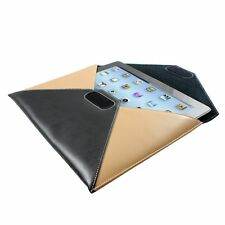 Leather Padded Pouch Sleeve Carry Case Cover for Apple iPad 2 3 4 Air 1 2