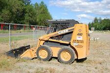 CASE 410 420 Skid Steer Loader & 420CT Compact Track Loader Service Manual