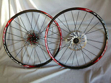 wheels/Ruote bici/bike mtb Fulcrum RedMetal5 disc 6 holes/fori