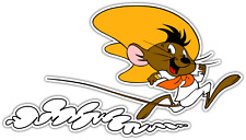 Speedy Gonzales Funny Kids Cartoon Car Bumper Window Locker Sticker Decal 5X3.5""