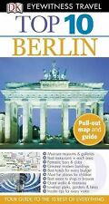 Top 10 Berlin (Eyewitness Top 10 Travel Guide), Scheunemann, Juergen, Good Condi
