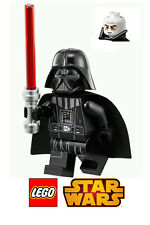 LEGO STAR WARS Darth Vader Minifigura / Minifigure Set 75093. Cape & Lightsaber
