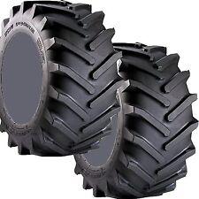 2) 18x8.50-10 R-1 Carlisle Tru Power Tires 4ply 523311