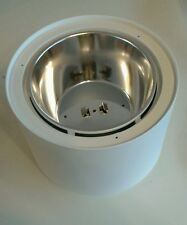 New TRILUX Onperla Surface Downlight D2 HR IP 1TCT26/32 (White) 238mmx180mm