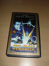 Feu Glace et Dynamite (Fire Ice And Dynamite) VHS Roger Moore
