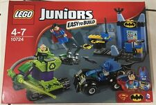 Lego Juniors 10724 Batman vs Lutor New in Box