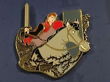 Disney 110th Legacy Sleeping Beauty Prince Phillip Horse pin LE 250