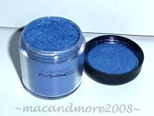 New MAC PIGMENT Eyeshadow CORNFLOWER ~ AUTHENTIC ~Full Size 7.5 g ~Discontinued