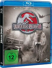 JURASSIC PARK III (Sam Neill, William H. Macy) Blu-ray Disc NEU+OVP