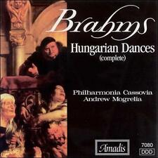 Brahms: Hungarian Dances (Complete), New Music