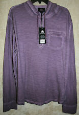 New Rock & Republic long sleeve Hoodie Medium Purple XL 1 pocket Super Soft
