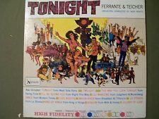 FERRANTE & TEICHER TONIGHT UNITED ARTIST MONAURAL UAL 3171