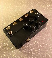 Touch Box // Oscillator Touchpad Noise Box// Circuit Bent Drone Synth