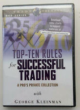 TOP-TEN RULES FOR SUCCESSFUL TRADING by George Kleinman *New Stock Trading DVD*