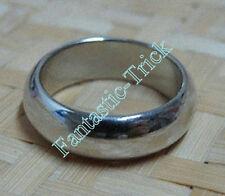 2 pcs/lot Wizard PK Ring G2 Silver / Magnet Ring/Magic Accessories