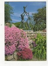 Bronze Statue by David Wynne Abbey Gardens Tresco Isles of Scilly Postcard 354a