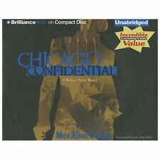 Nathan Heller: Chicago Confidential 12 by Max Allan Collins (2013, CD,...
