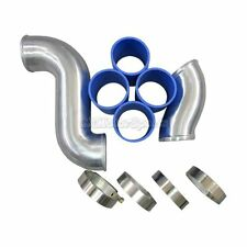 """CXRacing Stock Intercooler 2.75"""" Cast Piping Kit For 92-02 Mazda RX-7 FD FD3S"""
