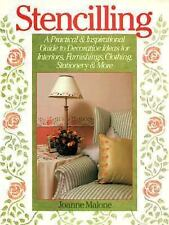 Stencilling: A Practical & Inspirational Guide to Decorative Ideas for Interiors