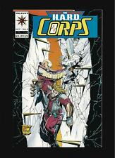 THE H.A.R.D.CORPS US VALIANT COMIC VOL.1 # 11/'93!