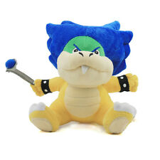 Plush Super Mario Bros Doll Bowser Figures Stuffed Soft Toy Gift Baby Kids Cute