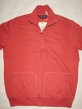 FELPA RALPH LAUREN POLO GOLF COTONE FELPATO Sz. M SALMON RED - JACKET COTTON