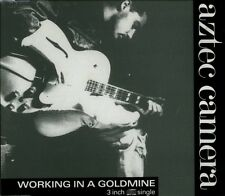 "AZTEC CAMERA (RODDY FRAME) - ""WORKING IN A GOLDMINE"" RARE 3"" CD SINGLE 1988"
