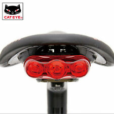 CATEYE Bicycle Rear Light MTB Bike Taillight LED Cycling Light TL-AU630 Red New