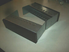 2 x FSC Siemens Front Blende 5.25 Zoll  schwarz