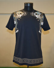 versace collection mens blue tshirt M