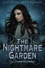 The Nightmare Garden: The Iron Codex Book Two-ExLibrary