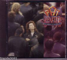 PAT BENATAR Wide Awake Dreamland Classic 80s Chrysalis CD 1988 SUFFER CHILDREN