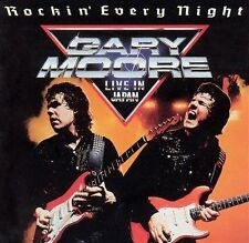Rockin' Every Night: Live In Japan [Remaster] by Gary Moore (CD, Apr-2003, Emi)