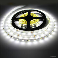 Cool White 5M 300Led Flexible SMD 5630 Led Strip Light Lamp 12V