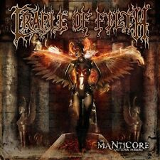 Cradle of Filth - The Manticore and Other Horrors CD 2012 digi Nuclear Blast USA