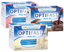 OPTIFAST 800 VANILLA POWDER SHAKES | 84 SERVINGS PER CASE | NEW / FRESH