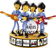 Cartoon Beatles     2010 Carlton Ornament    MIB