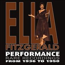 Ella Fitzgerald: Performance [2 CD] CD Audio CD