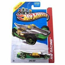 SILVER & GOLD GREEN Croc Rod. 142/250 HW Racing. New in Blister Pack!