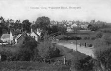 General View Worcester Road Bromyard used 1920's Longney's Series