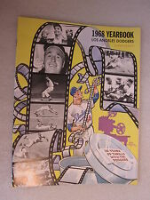 1968 Los Angeles Dodgers Yearbook A