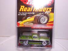 Hot Wheels Redline Club 83 Chevy Silverado Series 8 RLC #02529/3000 total made.