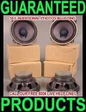 4PC NIB NEW GERMAN ISOPHON P170/30 80W BASS WOOFER MID SPEAKER DRIVER LINE ARRAY