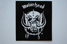 Motorhead Sticker Decal (440) Rock Metal Metallica Ramones Car Window Bumper