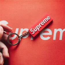 Supreme Red Door Keyholder Milo Keychain Aape key ring pendant purse charm