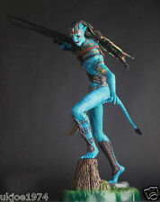 "Movie Avatar Jake Sully Assemble Action Figure Toys James Cameron's 18"" Statue"