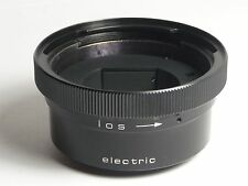 ADATTATORE PENTACON SIX M42 42X1 ELECTRIC LENS P6 BODY M42 ZEISS 6X6 PENTAX