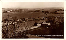 Ballycastle, Co. Antrim. The Margy River & Golf Links by SD Co.